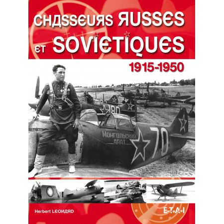 CHASSEURS RUSSES 15-50 - livre