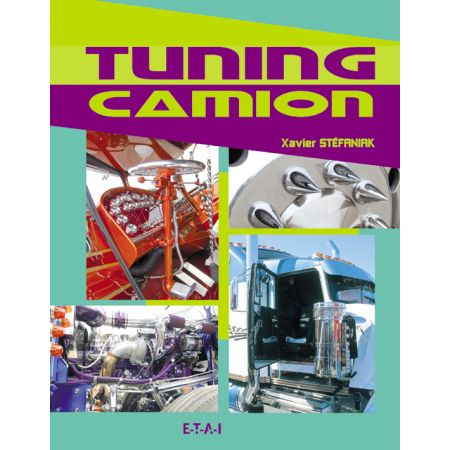 TUNING CAMION - livre