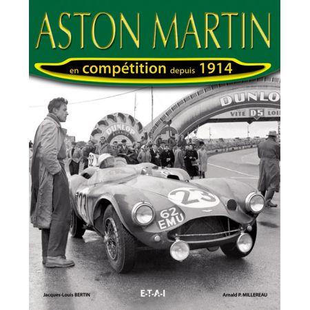 ASTON MARTIN EN COMPETITION - livre