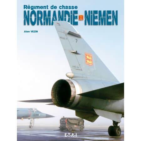 REGIMENT DE CHASSE NORMANDIE-NIEMEN - livre