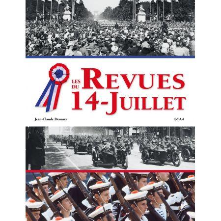 LES REVUES DU 14-JUILLET - livre