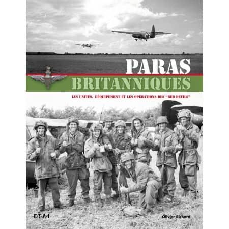 PARAS BRITANNIQUES - livre