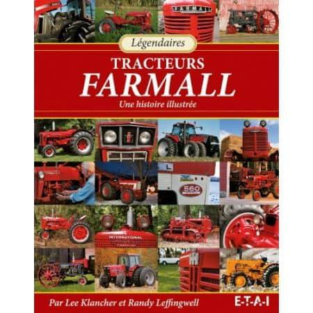 LEGENDAIRES TRACTEURS FARMALL - livre