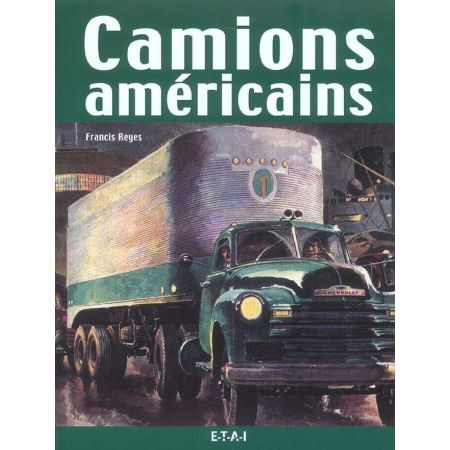 CAMIONS AMERICAINS - livre