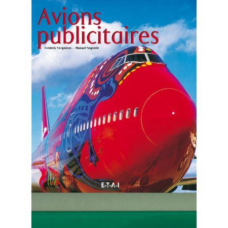 AVIONS PUBLICITAIRES - livre