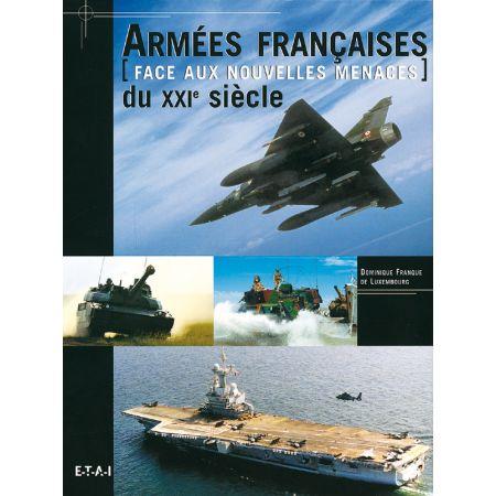 ARMEES FRANCAISES FACE AUX NVELLES MENACES DU 21E S - livre