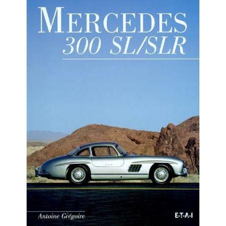 MERCEDES 300 SL/SLR - livre
