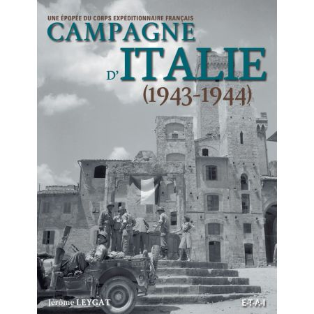 CAMPAGNE D'ITALIE, 1943-1944 - livre