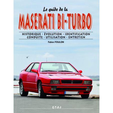 MASERATI BI-TURBO 81-98 - livre
