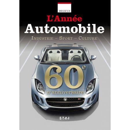 L'ANNEE AUTOMOBILE N° 60 12-13 - livre