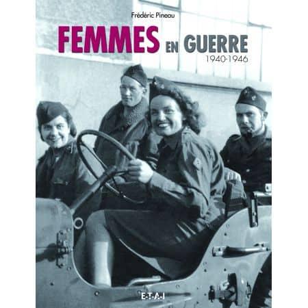 Femmes en guerre 40-46 - livre
