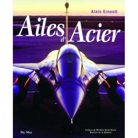 AILES D'ACIER - livre