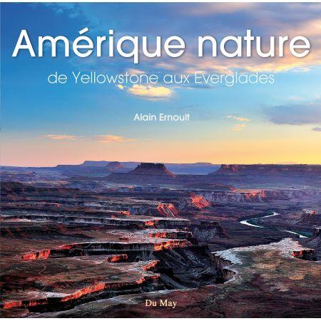 AMERIQUE NATURE - livre