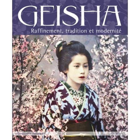 GEISHA, RAFFINEMENT, TRADITION ET MODERNITE - livre