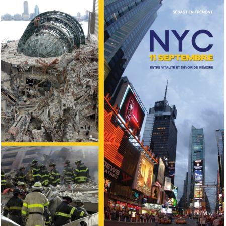 NYC 11 SEPTEMBRE - livre