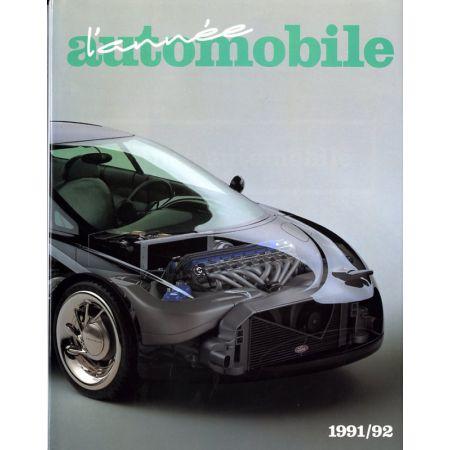 L'ANNEE AUTOMOBILE N° 39 91-92 - livre