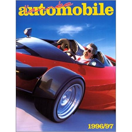 L'ANNEE AUTOMOBILE N° 44 96-97- livre
