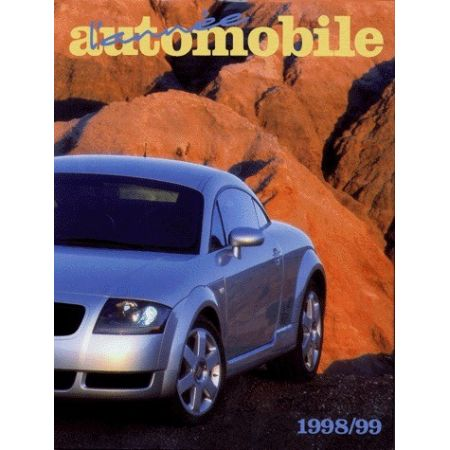 L'ANNEE AUTOMOBILE N° 46 98-99- livre