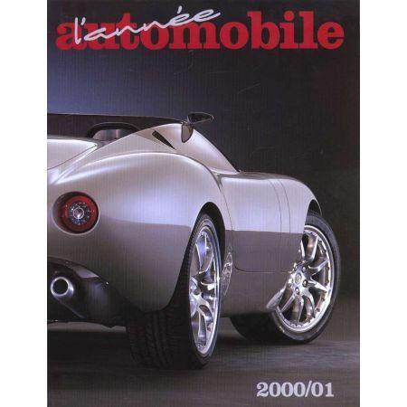 L'ANNEE AUTOMOBILE N° 48 00-01 - livre