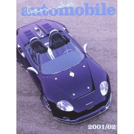 L'ANNEE AUTOMOBILE N° 49 01-02 - livre