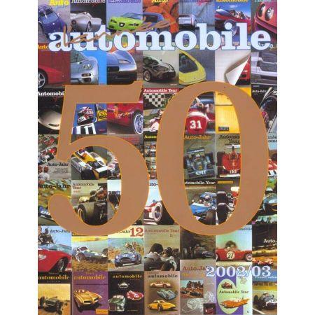 L'ANNEE AUTOMOBILE N° 50 02-03 - livre