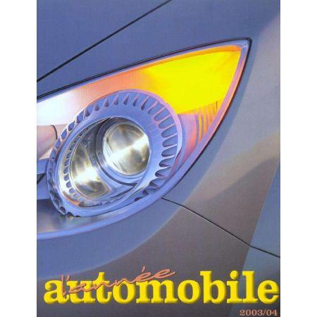L'ANNEE AUTOMOBILE N° 51 03-04- livre