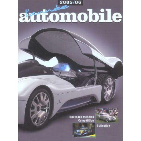 L'ANNEE AUTOMOBILE N° 53 05-06 - livre