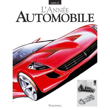 L'ANNEE AUTOMOBILE N° 54 06-07 - livre
