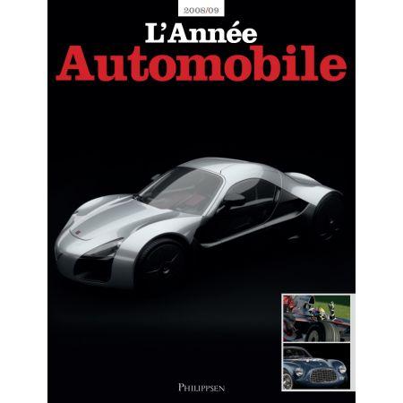 L'ANNEE AUTOMOBILE N° 56 08-09 - livre