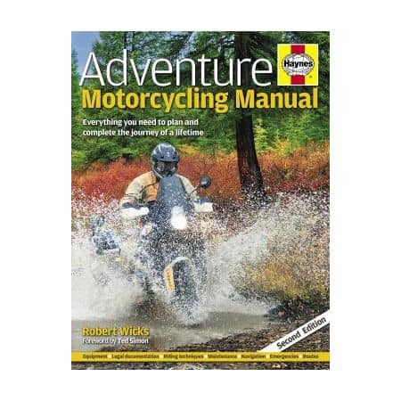 Adventure Motorcycling Manual Anglais