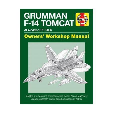 Grumman F-14 Tomcat Manual Anglais