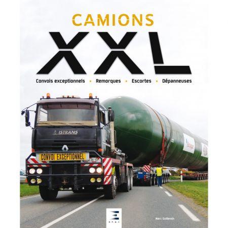 CAMIONS XXL - Livre