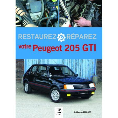 Restaurez réparez votre Peugeot 205 GTI - Livre