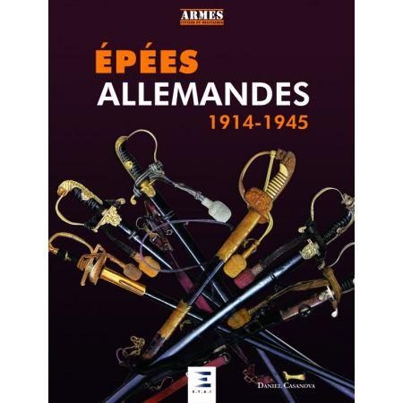 Épées allemandes 19-45 - Livre