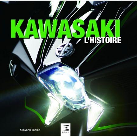 KAWASAKI, l'histoire - Livre