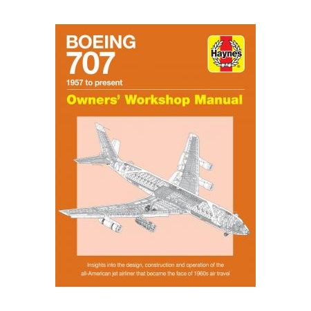 Boeing 707 Manual Anglais