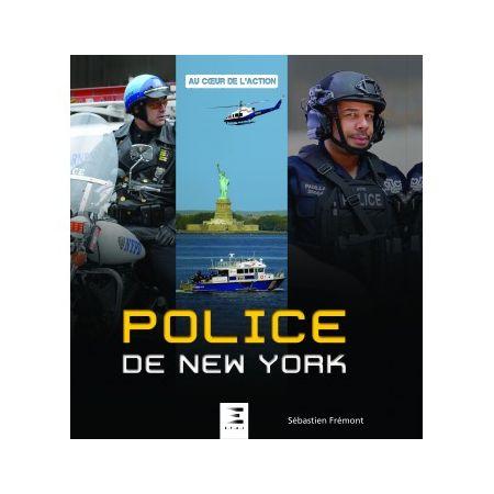Police de New-York Livre