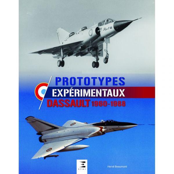 Prototypes Expérimentaux Dassault 1960-1988 LIVR_PROTO