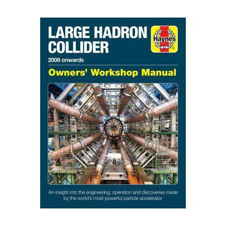Large Hadron Collider Manual Anglais