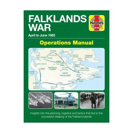 The Falklands War Manual Anglais