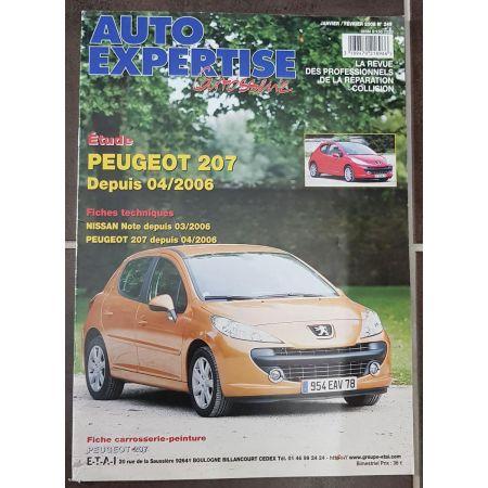 207 06- Revue Auto Expertise PEUGEOT