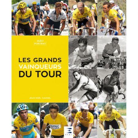 Les Grands Vainqueurs du TOUR Ed 2018 - Livre