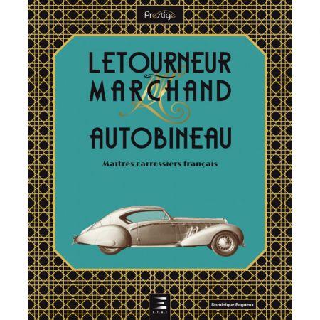 Letourneur & Marchand Autobineau Ed 2018 - Livre