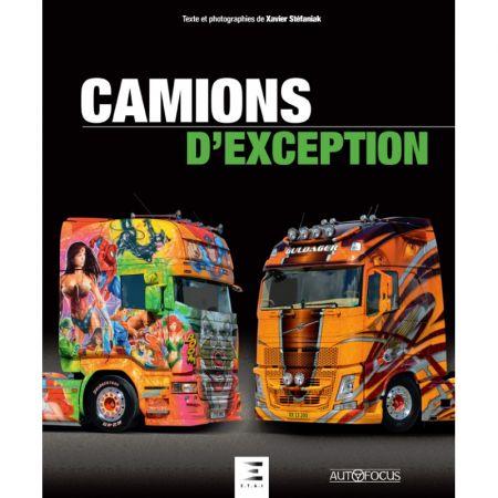 Camions d'exception Ed 2018 - Livre