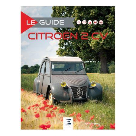 Le Guide de la 2CV Ed 2018 - Livre