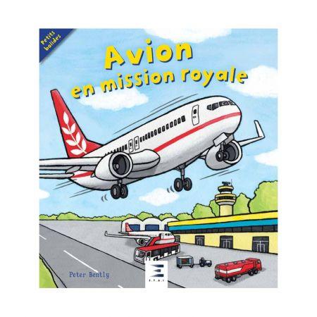 Avion en mission royale Ed 2018 - Livre