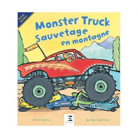 Monster Truck, sauvetage en montagne Ed 2018 - Livre BD