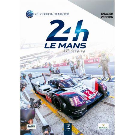 24H le Mans 2017 Year Book- Livre
