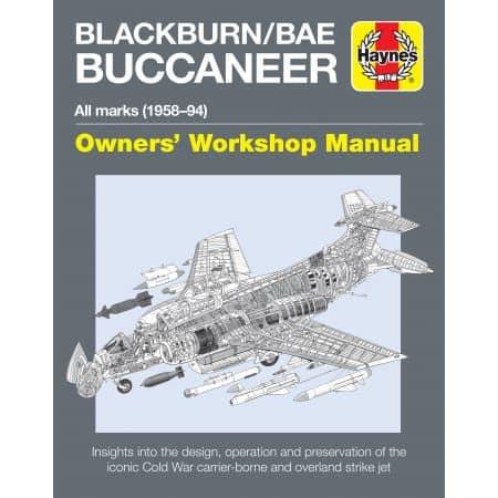 Blackburn Buccaneer Revue technique Haynes Anglais