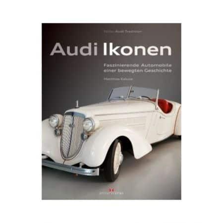 AUDI IKONEN- Livre